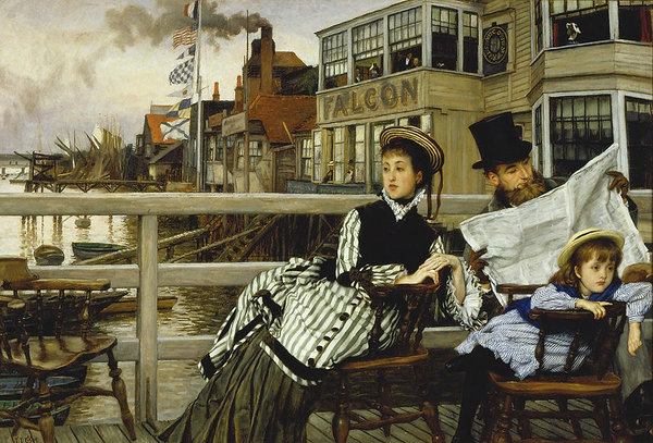 waiting-for-the-ferry-at-the-falcon-tavern-james-tissot